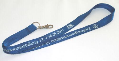 FC Schalke 04 Schlüsselband Lanyard NEU T173