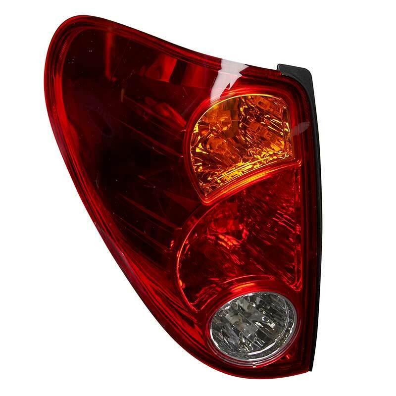 Mitsubishi L200 2006-2016 Rear Tail Light Lamp N//S Passenger Left