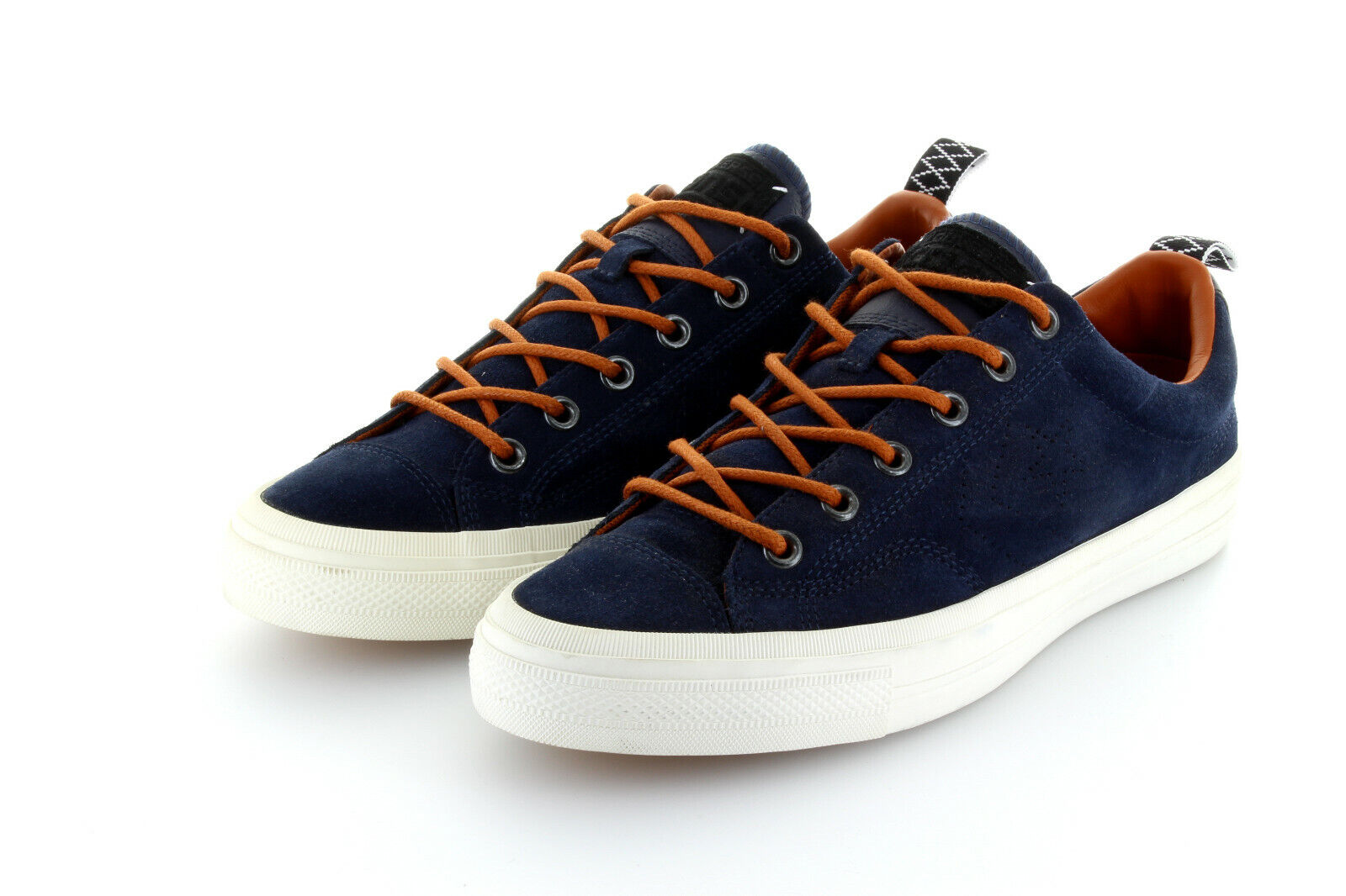 Converse Cons Star Player Ox Suede Obsidian Blau Antique Gr. 42,5   43,5 US 9
