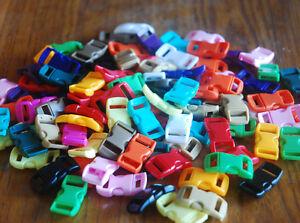 Paracord-Buckle-Clips-30Pcs-3-8-for-550-Paracord-Bracelet-Mix-10-Colors-DIY