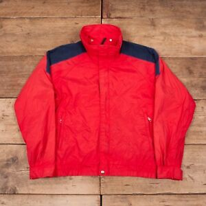 """Usa R8635 da Jacket Medium Gore North Red Extreme Mens Medium Gore tex vintage Red Vintage Giacca tex 38 North Face Usa uomo Face Extreme 38"""" qwzSwRd"""