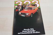 118064) Mazda 323 616 818 RX-5 Prospekt 09/1977