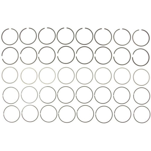 """MAHLE Clevite Piston Ring Set 40564CP.030; Moly-Faced 4.030/"""" Drop-In Replacement"""