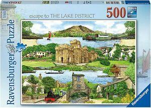 Ravensburger sfuggire al Lake District Puzzle 500 PEZZI