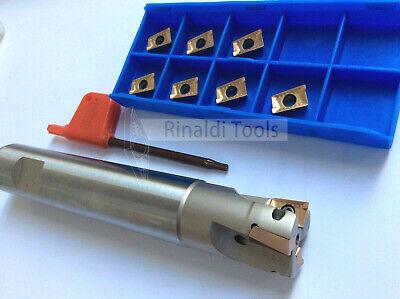 1 x APKT 1604....Schaftfräser 25mm// Z = 2 NEU! Incl 19/% MwST.