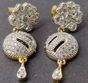 Brand New Fabulous American Diamond Earring