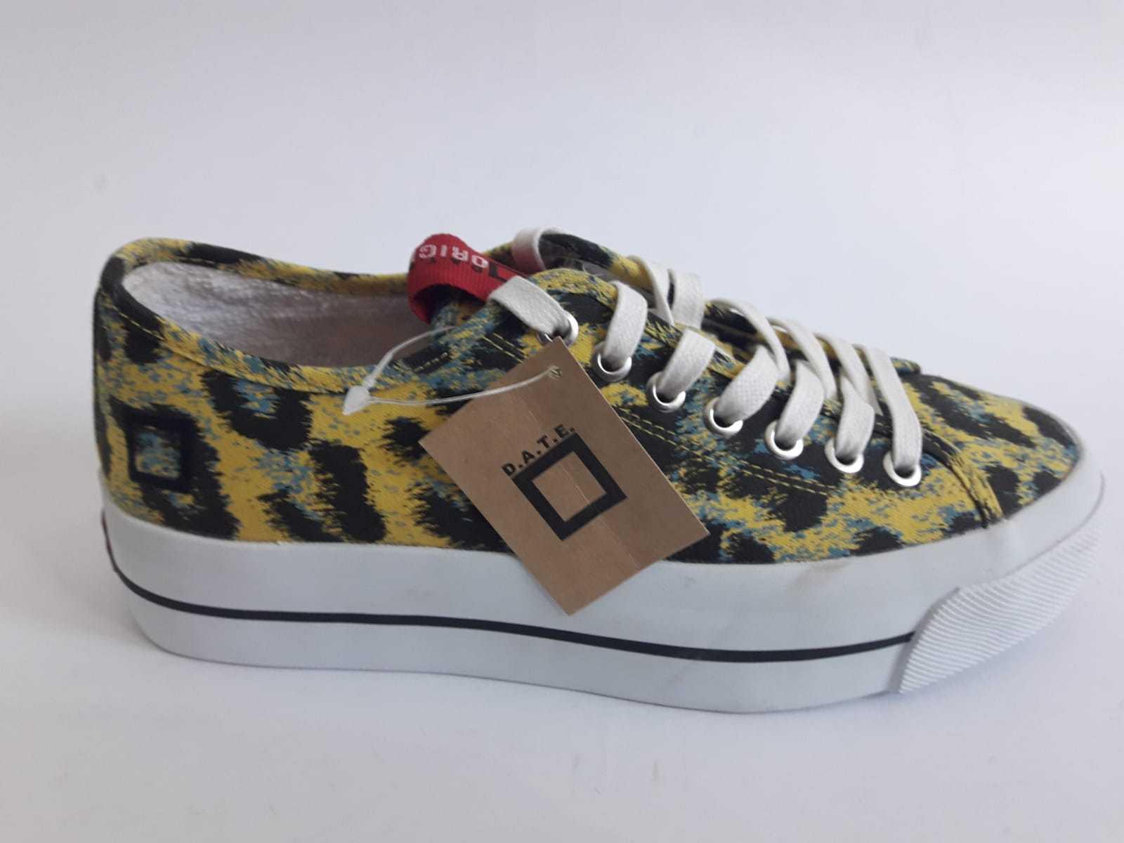 D.A.T.E. Turnschuhe Schuhe n. 38 (Vereinigtes Königreich 5 USA 7 )Frau  | Genial Und Praktisch