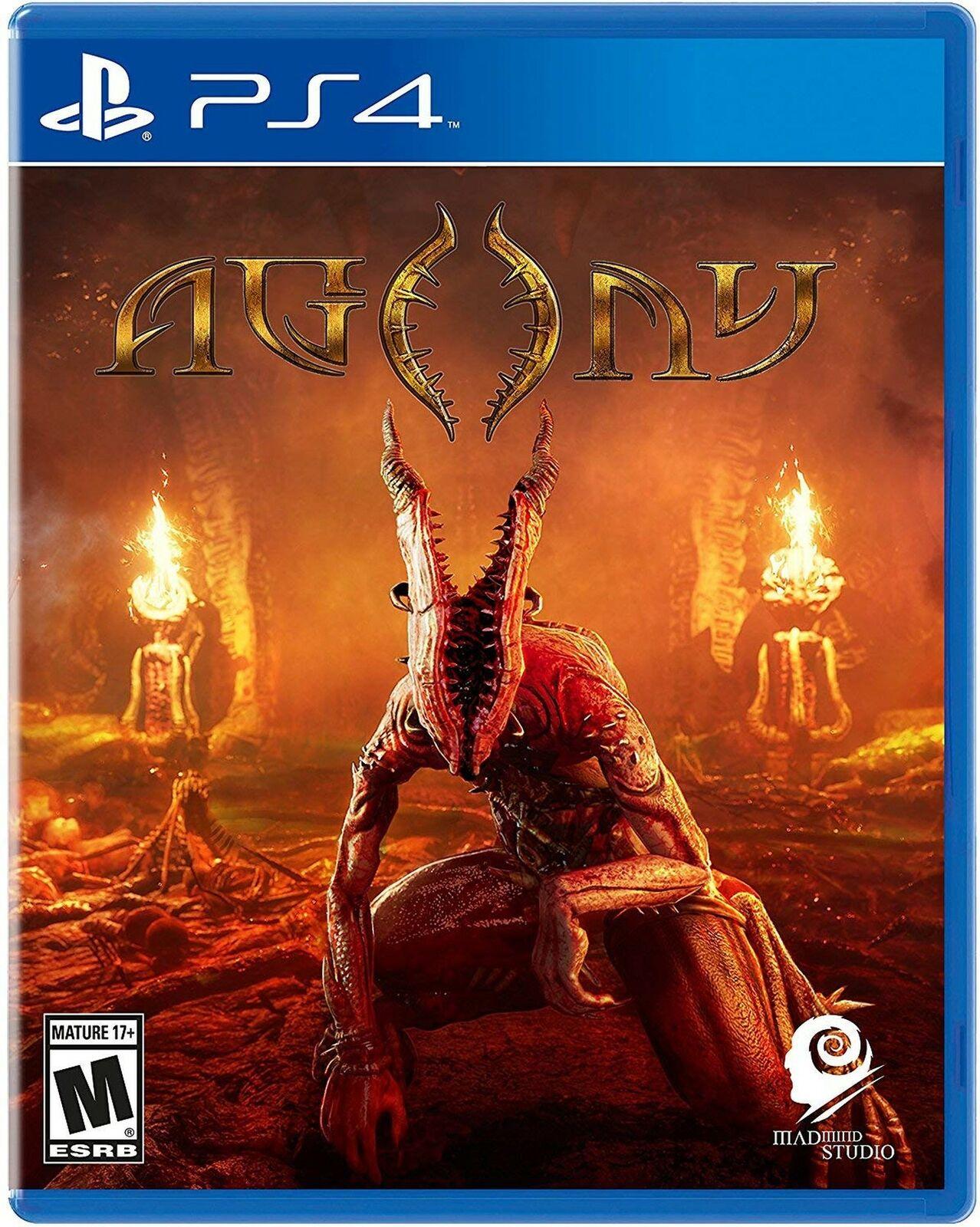 Agony - Sony PS4 - New & Sealed