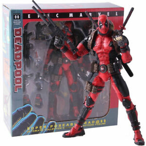 NECA-Deadpool-Ultimate-Collector-039-s-1-10-Scale-Epic-Marvel-PVC