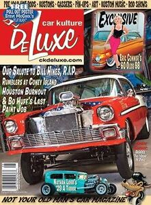 Car-Kulture-Deluxe-77-Lil-Bat-1956-Chev-gasser-1936-Ford-1951-Mercury