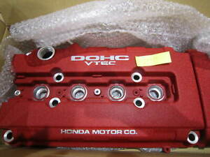 HONDA-OEM-Genuine-RED-Valve-Cover-12310-P73-A00-Civic-Type-R-EK9-INTEGRA-DC2