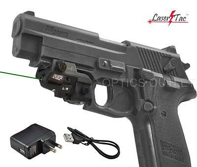 Lasertac Subcompact Green Laser Sight for Walther PK380 Sig Sauer Pistols |  eBay
