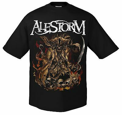 Alestorm We are Here to Drink T-Shirt