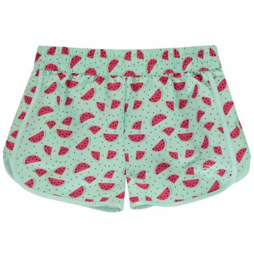 Hot Tuna Kids Girls Print Shorts Junior Board Pants Trousers Bottoms Lightweight