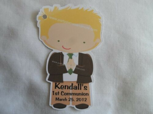UNIQUE PERSONALIZED FIRST HOLY COMMUNION CUPCAKE TOPPERS COMMUNION CUPCAKE PICK
