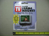 Acme International Tv Photo Frame Magnet You Pick Type (new) Picture Frame