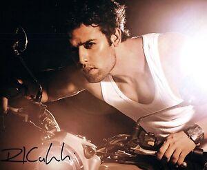 Rahul-Kohli-Signed-Autographed-8x10-Photo-iZombie-Handsome-Actor-COA-VD