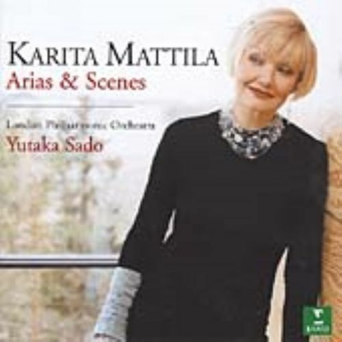 1 of 1 -   Karita Mattila - Arias & Scenes / Yutaka Sado, LPO (2001) (Audio CD)