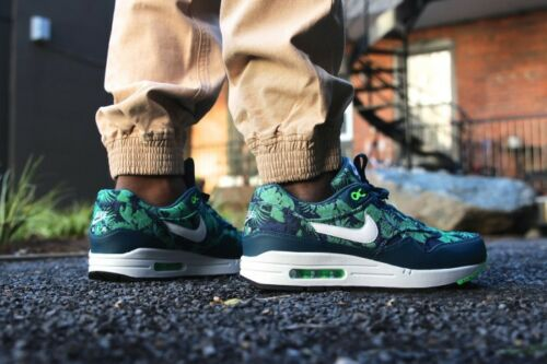 Lifestyle Air Schoenmaat 684174 5 1 Max 10 Blue Nike Gpx Floral Mens 400 6gYbf7y