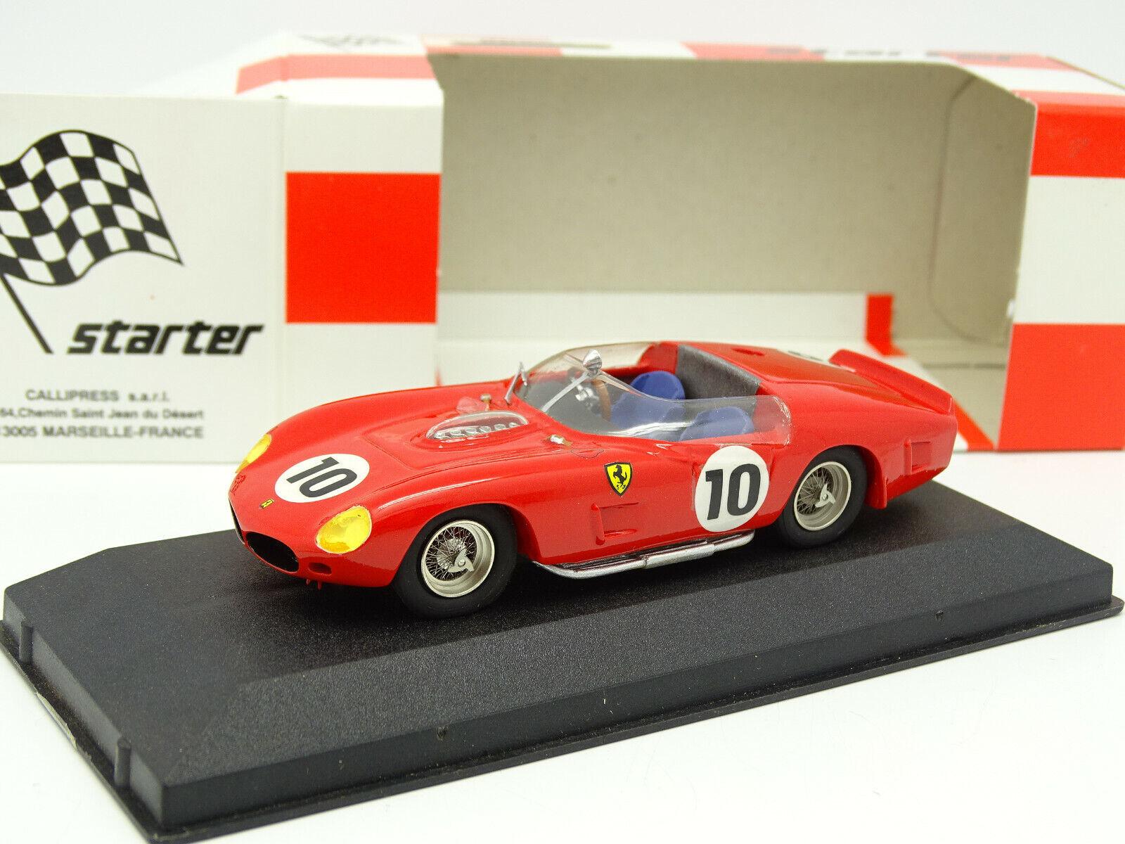40% de descuento Kit Montado 1 1 1 43 - Ferrari 250 Tr 61 Winner Le Mans 1961 N° 10  grandes precios de descuento