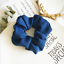 Solid-Floral-Bow-Scrunchie-Hair-Band-Elastic-Hair-Ties-Rope-Scarf-Accessories thumbnail 93