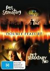 Stephen King - Pet Semetary / Pet Semetary 02 (DVD, 2007, 2-Disc Set)