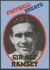 THE BEAUTIFUL GAME LTD-FOOTBALL GREATS-1999- #44-TOTTENHAM-SIR ALF RAMSEY