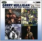 Four Classic Albums 5022810303121 by Gerry Mulligan CD