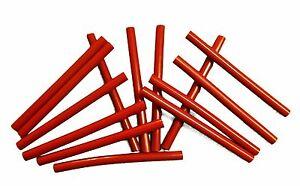 Halloween-Blood-Red-GLOW-Colored-Mini-Hot-Melt-Glue-Sticks-4-034-5-16-25-034