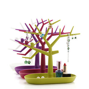 Tree-Rack-Jewelry-Display-Organizer-Ring-Earring-Bracelt-Necklace-Stand-Holder-S