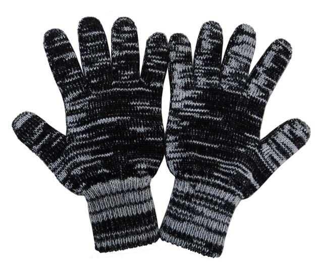 Latest Men's & Women's Cozy Woolen Gloves- Winter Gloves