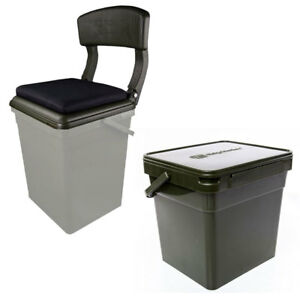 Ridgemonkey-Modular-Bucket-XL-amp-Cozee-Bucket-Seat-Combo-NEW-Carp-Fishing