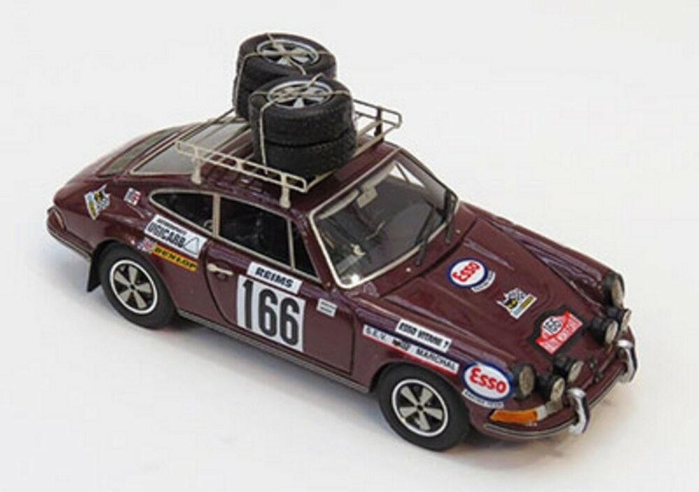 kit Porsche 911 911 911 S  166 Rally Montecarlo 1971 - arena models kit 1 43 da731a