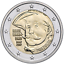 "2017 Portugal 2 Euro Uncirculated Coin /""Raul Brandao 150 Years/"""