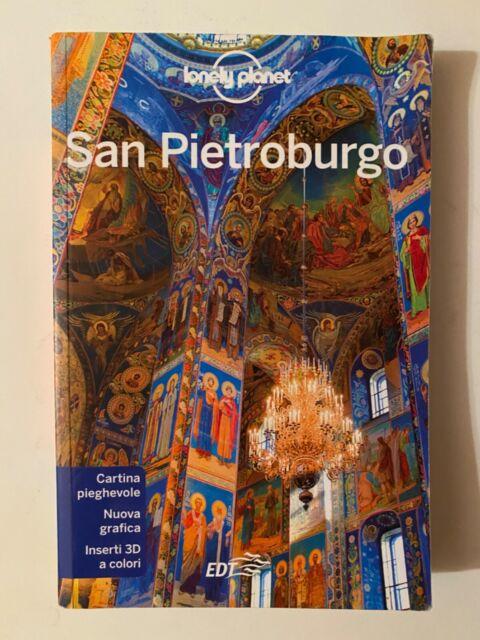 Lonely Planet - San Pietroburgo