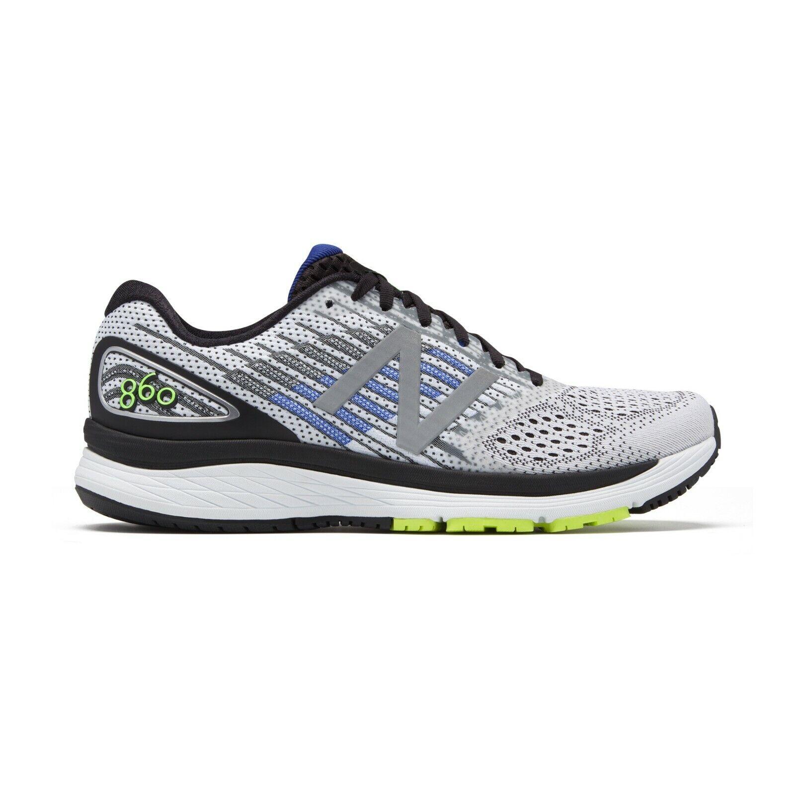versión más reciente Zapatos de hombre para correr 860 New Balance (2E) (M860WB9)