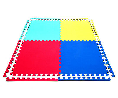 Cannons Uk Childrens Area Eva Jigsaw Play Mat Foam Puzzle