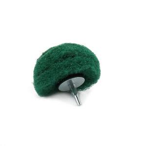 Nylon-Fiber-Dome-Sanding-Mop-Buffing-Polishing-Wheel-for-Metal-1-4-034-Shank-2-034-4-034