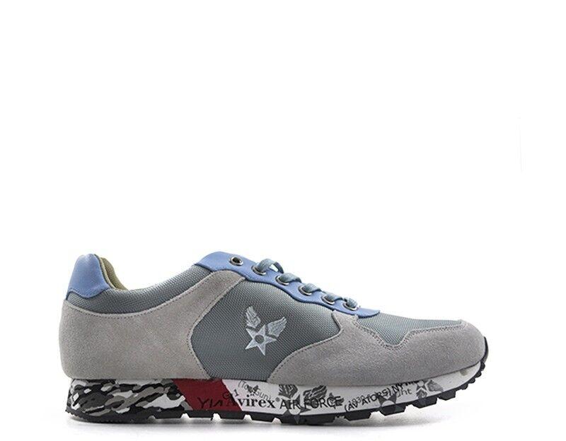Schuhe AVIREX Mann Mann Mann grau Stoff 171M812-754S b4a40d