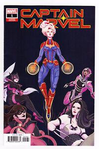 Captain-Marvel-1-2019-Marvel-NM-1-10-TSAI-VARIANT