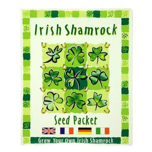 IRISH SHAMROCK graines paquet-cultivés votre propre Irlandais Shamrock