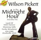 In the Midnight Hour & Other Hits [RHFL] by Wilson Pickett (CD, Jun-1997, Rhino Flashback (Label))