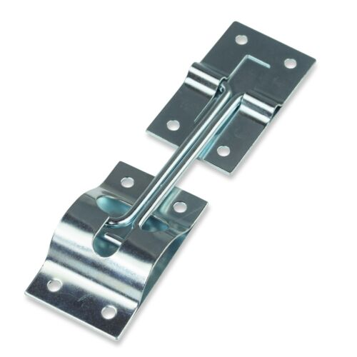 """2 Pack RV Trailer 4/"""" T-style Entry Door Catch Holder All Metal with Bracket New"""