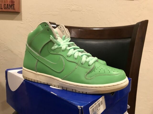 innovative design aa856 e2adc NIKE DUNK HIGH PREMIUM SB STATUE OF LIBERTY Size 10 Brand new in box!