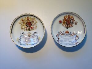 A-pair-of-Aynsley-Prince-Charles-Fine-Bone-China-Bon-Bon-Dishes-for-1969-amp-1981