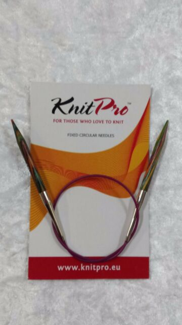 Knitpro Symfonie circular needles 2-12 mm 60 cm