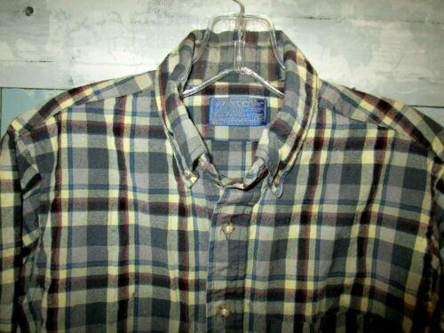 Pendleton men awesome long sleeves shirt size M SA