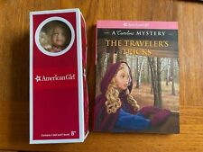 American Girl Caroline/'s Mini Doll /& Book NIB NRFB 6 inch Retired