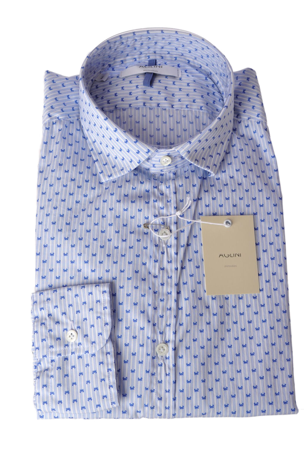 Aglini  -  Shirts - male - 302827A184049