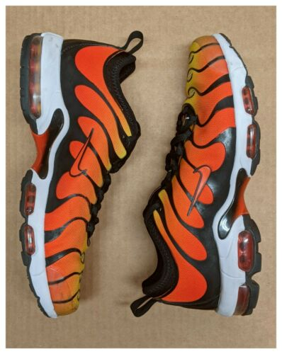 Nike Air Max Plus TN Ultra Tiger Black Team Orange